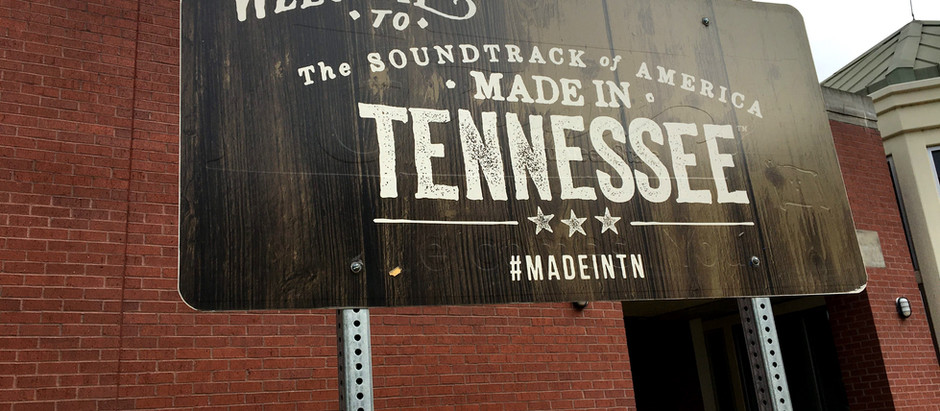Day 8 - Beale Street Blues  - August 26