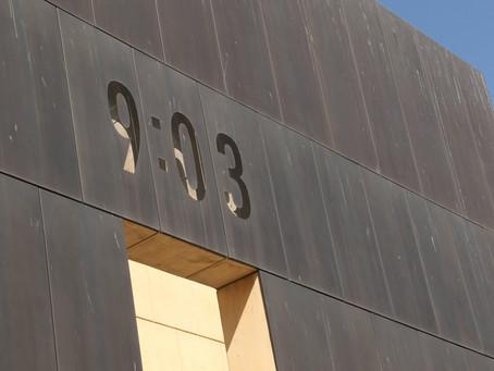Day 9 - Oklahoma City Memorial - August 27
