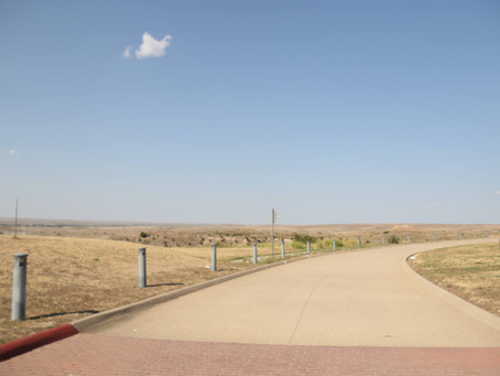 Day 10 - The Road to Tucumcari - August 28, 2020