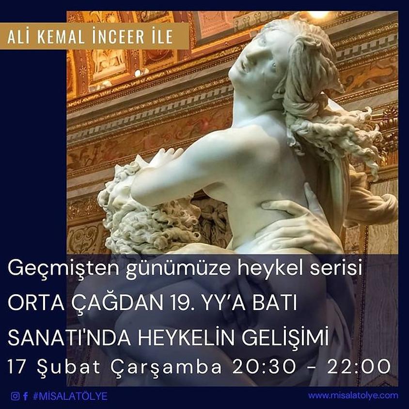 Ali Kemal İnceer ile Geçmişten Günümüze Heykel