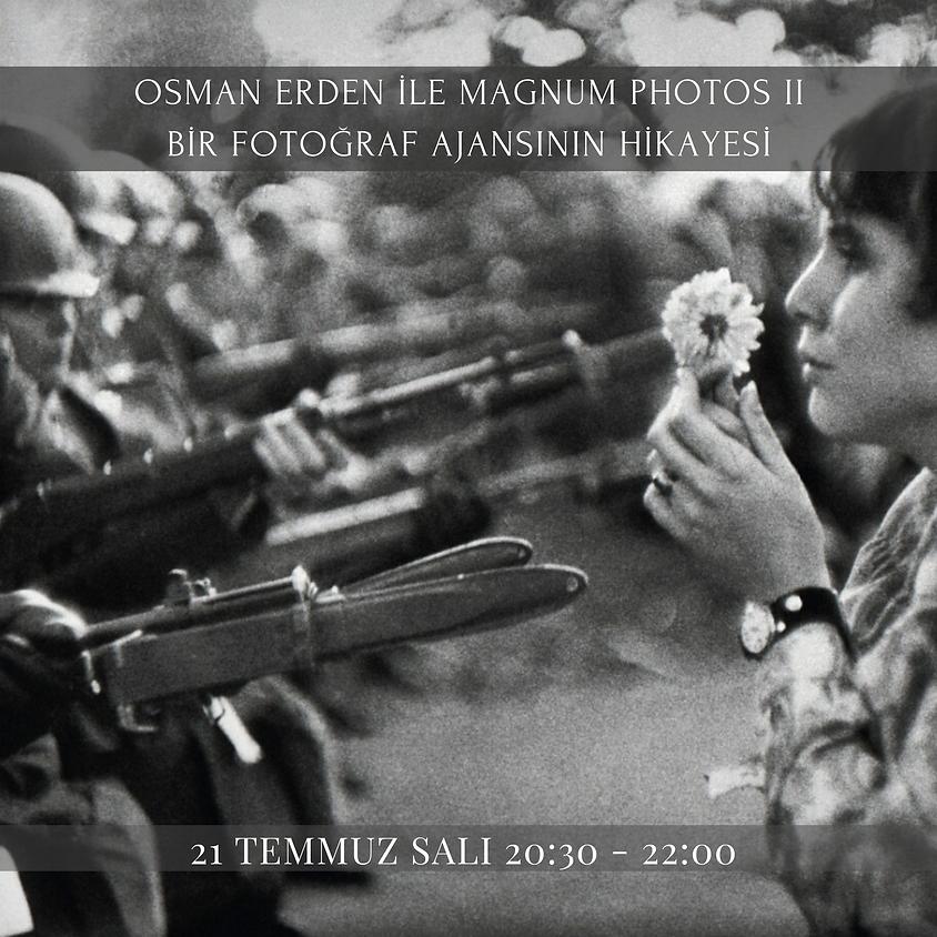 Magnum Photos: Bir Fotoğraf Ajansının Hikayesi 2
