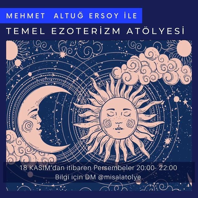 Mehmet Altuğ Ersoy ile Temel Ezoterizm