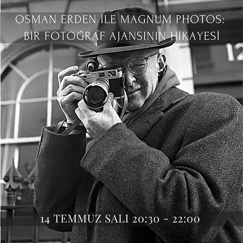Magnum Photos, Bir Fotoğraf Ajansının Hikayesi