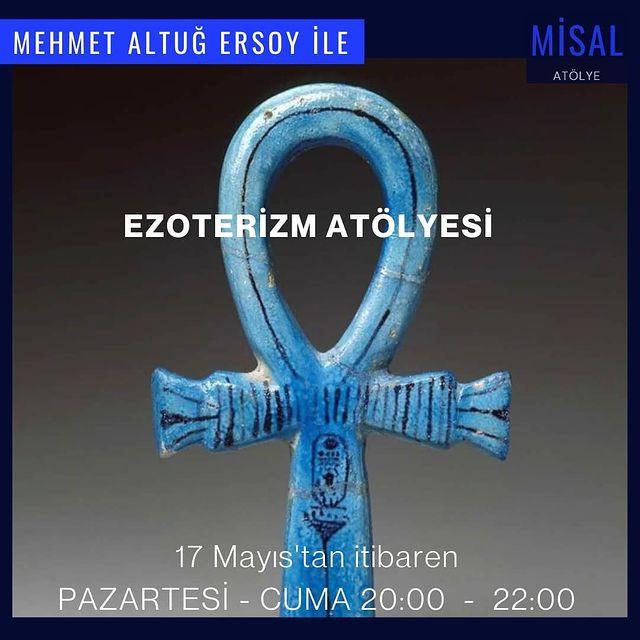 Mehmet Altuğ Ersoy ile Ezoterizm