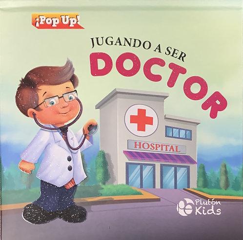 Jugando a ser doctor (Pop-up book)