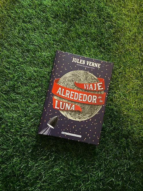 Viaje alrededor de la luna - Jules Verne