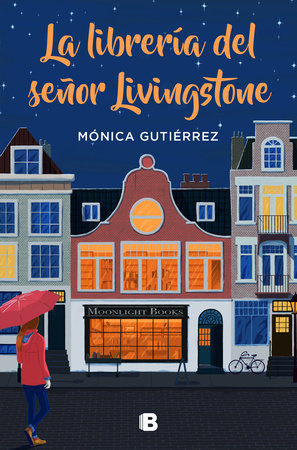 La librería del señor Livingstone - Monica Gutierrez