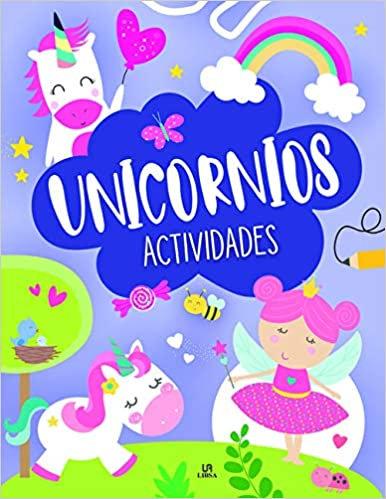Unicornios (Libro de Actividades)