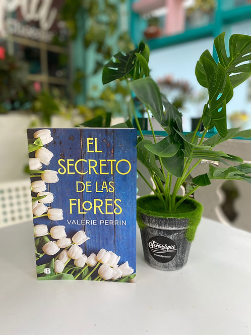 El secreto de las flores - Valérie Perrin