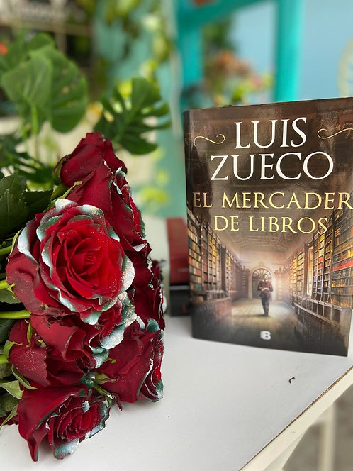 El mercader de libros - Luis Zueco