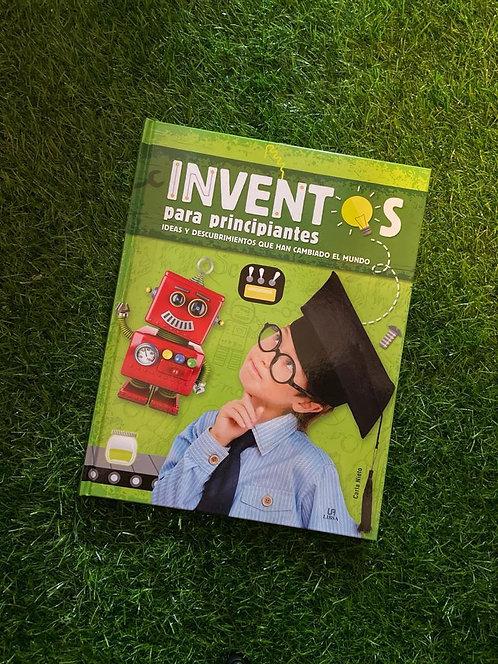 Inventos para principiantes