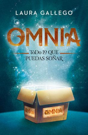 Omnia: Todo lo que puedas soñar - Laura Gallego