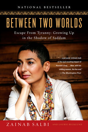 Between Two Worlds - Zinab Salbi