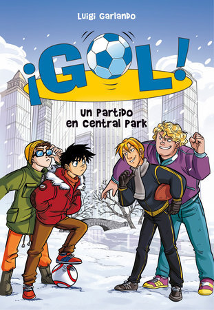Un partido en Central Park - Luigi Garlando