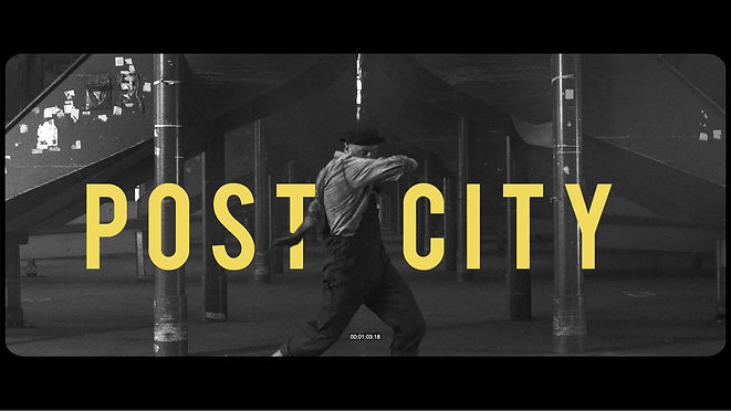 Post city - Christoffer Borggren