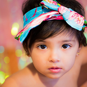 Grace Abigail Lasso - First Birthday