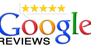 Reviews, testimonials, Google ratings...