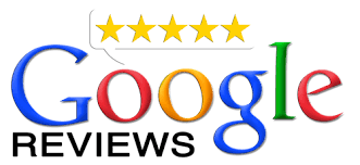Reviews, testimonials, Google ratings...