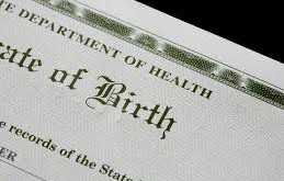 Birth Certificate - Certified Translation