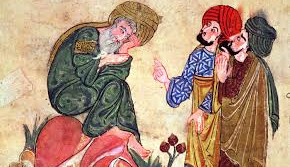 Ancient Greeks and Arabs and the translation movement.