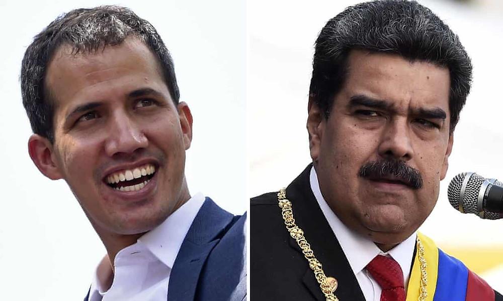 Nicolas Maduro, Guaido Venezuela