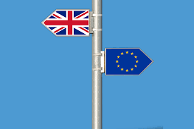 UK and EU are splitting up