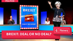 Brexit: Deal or no-Deal? And certified translations