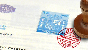 What is a certified translation?  A Spanish perspective