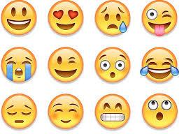 Emoji Face Wink, Smile, Love