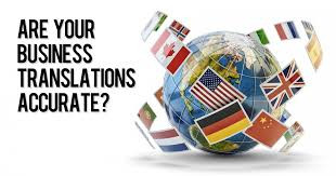 Are your business translations accurate?