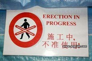Building/Erection in Progress (Bad Translation)