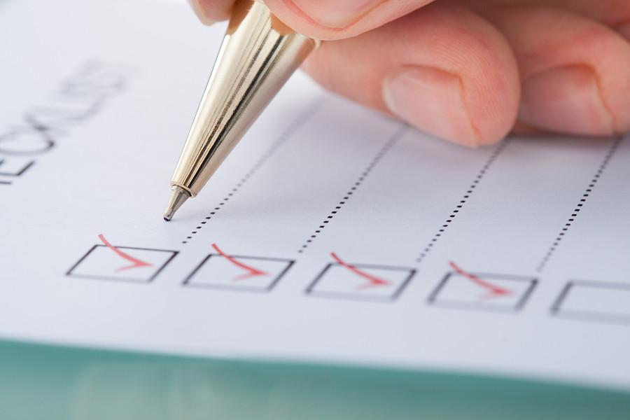 Visa Document Checklist