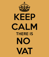 No VAT certified translation