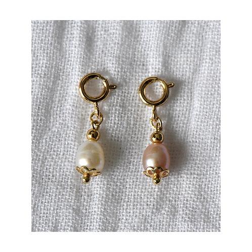 Pendentifs perles