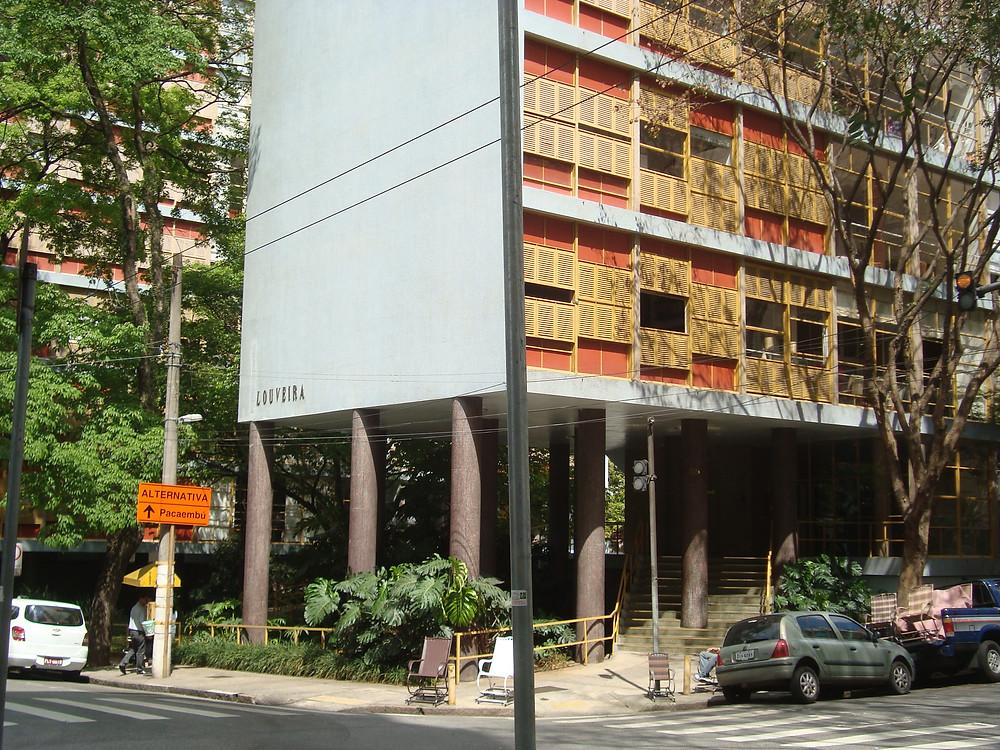 Prédios mais bonitos de São Paulo: Ed Louveira