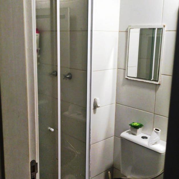 Banheiro com Box Blidex