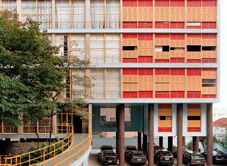 Arquitetura em São Paulo que é puro bom gosto: