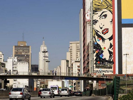 SP, capital da arte urbana