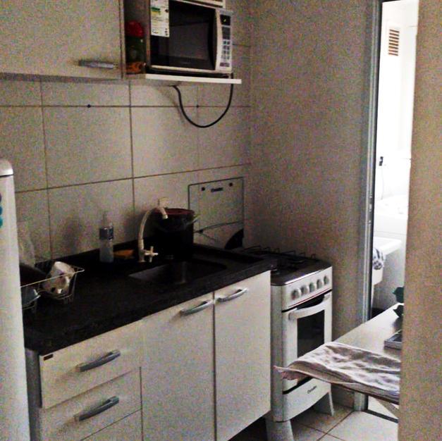 Cozinha e Area de Serviço