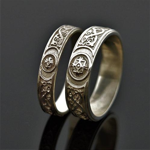 7mm Ardagh Ring