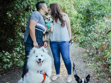 Puppy Love with Miranda & Adam