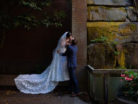 Tess & Kaare: A Wedding and Anniversary