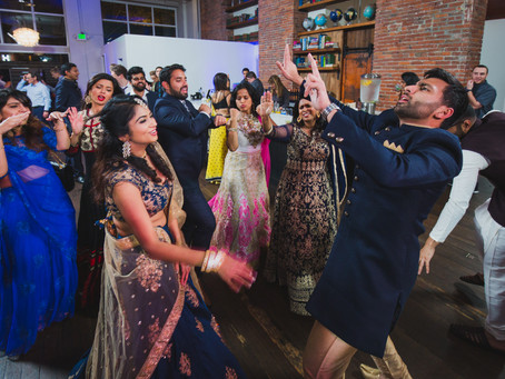 A Colorful Dance Party with Anukul & Dimple