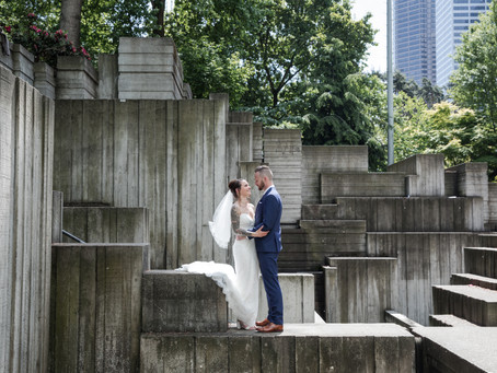 Our Favorite Locations for Seattle Wedding Portraits