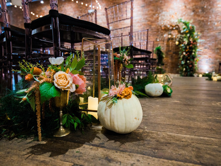 A Spooky Soiree for Michael and Allison