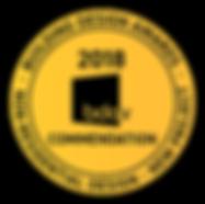 Award-Badge_BDAV-2018_Commendation_Arch-