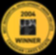 Award-Badge_UDIA-2004_Canadian-Lakes.png