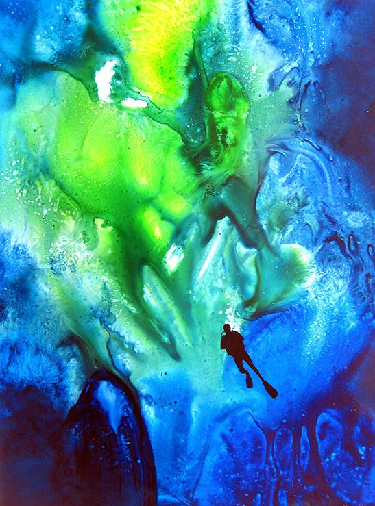 YUPO Diver