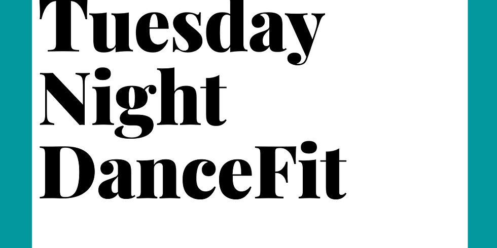 Virtual DanceFit Tuesday 6:15pm