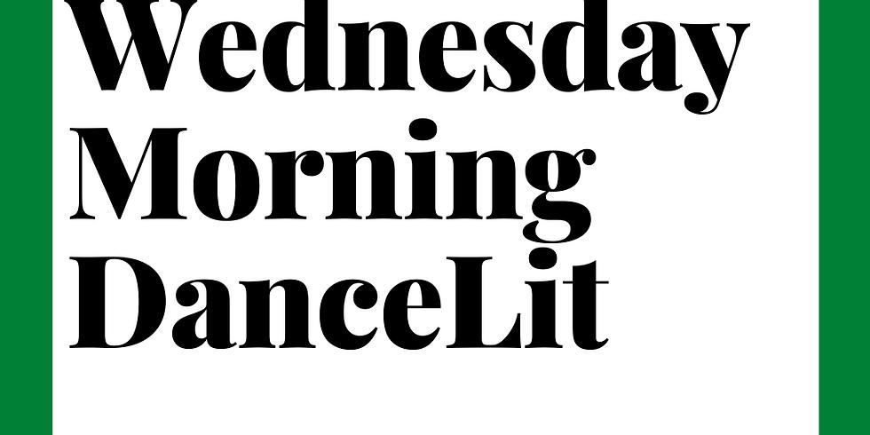 Virtual DanceLit Wednesday 8am (1)